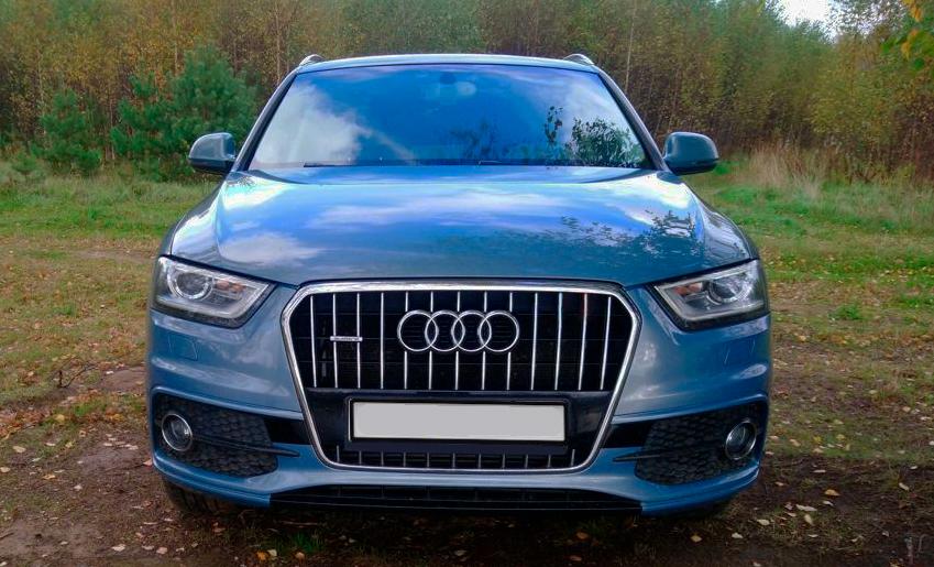 Проверенный перед покупкой Audi Q3